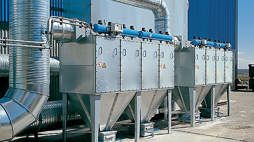 Dust Filtration Amp Industrial Air Filtration Experts Envirox